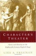 Character's Theater Genre and Identity on the Eighteenth-Century English Stage