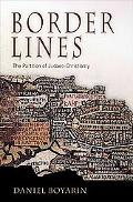 Border Lines The Partition of Judaeo-Christianity