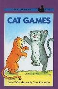 Cat Games (Puffin Easy-To-Read: Level 1 (Prebound))