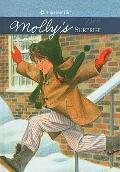 Molly's Surprise: A Christmas Story (American Girl (Prebound))
