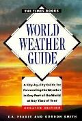 Times Books World Weather Guide - E. A. A. Pearce - Paperback - ENL
