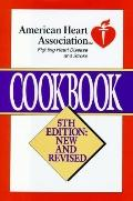 American Heart Association Cookbook - American Heart Association - Hardcover - REV