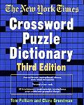 New York Times Crossword Puzzle Dictionary