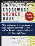 New York Times Crossword Answer Book