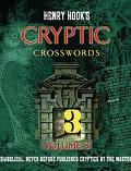 Henry Hook's Cryptic Crosswords, Volume 3 (Other)