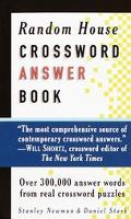 Crossword Answer Book