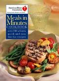 Meals in Minutes Over 200 All New Quick and Easy Low-Fat Recipes