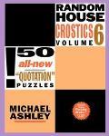Random House Crostics