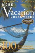 Random House More Vacation Crosswords