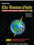 Boston Globe Sunday Crossword Puzzle Omnibus