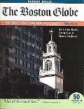 Boston Globe Sunday Crossword Puzzles