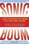 Sonic Boom : A Guide to Surviving and Thriving in the New Global Economy