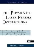 Physics of Laser Plasma Interactions
