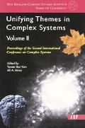 Unifying Themes in Complex Systems Preceedings of the First International Conference on Comp...
