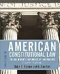 American Constitutional Law 8E, 2-VOL SET: 2-VOLUME SET