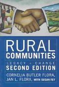 Rural Communities Legacy and Change
