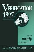 Verification 1997 The Vertic Yearbook