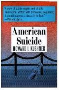 American Suicide A Psychocultural Exploration