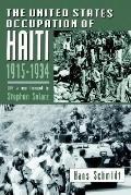 United States Occupation of Haiti, 1915-1934