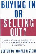 Buying in or Selling Out? The Commercialization of the American Research University