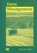Farm Management Principles and Strategies