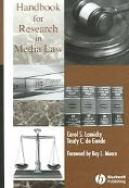 Handbook For Research In Media Law