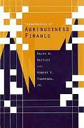 Fundamentals of Agribusiness Finance