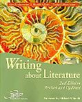 Writing about Literature: 2nd ed. , Revised and Updated