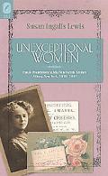 Unexceptional Women: Female Proprietors in Mid-Nineteenth-Century Albany, New York, 1830-1885