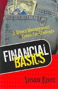 Financial Basics A Money-Management Guide for Students
