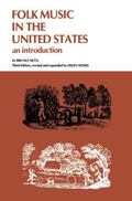 Folk Music in the U.S. an Introduction