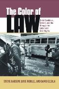 Color of Law : Ernie Goodman, Detroit, and the Struggle for Labor and Civil Rights
