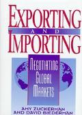 Exporting and Importing: How to Buy and Sell Profitably Across Borders