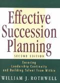 Effective Succession Planning Ensuring Leadership Continuity and Building Talent from Within