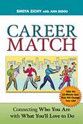 Career Match Connecting Who You Are With What You'll Love to Do