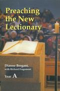 Preaching the New Lectionary Year A