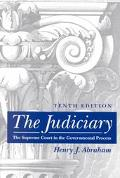 Judiciary The Supreme Court in the Governmental Process