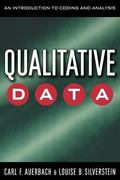 Qualitative Data An Introduction to Coding and Analysis