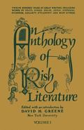 Anthology of Irish Literature