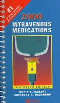 Intravenous Medications-2000