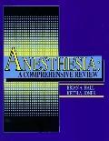 Anesthesia A Comprehensive Review