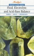 Pocket Guide to Fluid, Electrolyte, and Acid-Base Balance