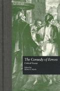 Comedy of Errors Critical Essays