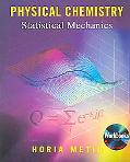 Physical Chemistry Statistical Mechanics