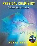 Physical Chemistry Thermodynamics