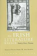 Irish Literature Reader Poetry, Prose, Drama
