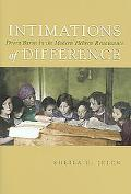Intimations of Difference Dvora Baron in the Modern Hebrew Renaissance