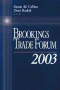 Brookings Trade Forum 2003