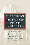 Future Of State-owned Financial Institutions