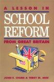 A Lesson in School Reform from Great Britain